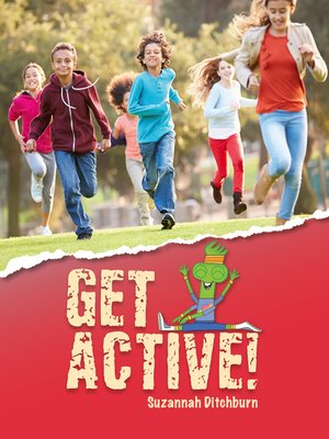 cover image of Reading Planet KS2 - Get Active! - Level 3: Venus/Brown band