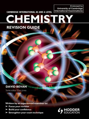 cambridge international as and a level chemistry revision guide by rh overdrive com Organic Chemistry Revision Chemistry Revision Sheets
