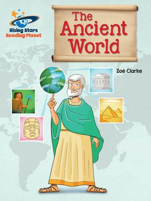 cover image of Reading Planet - The Ancient World - Gold