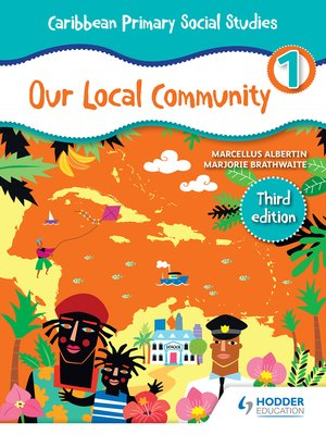 cover image of Caribbean Primary Social Studies Book 1