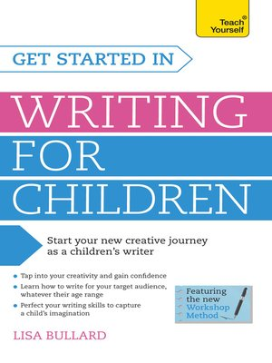 cover image of Get Started in Writing for Children