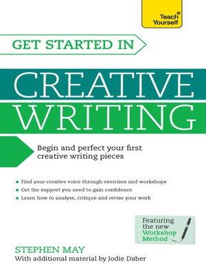 teach creative writing jobs
