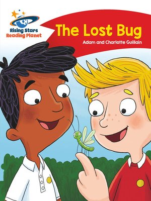 cover image of Reading Planet--The Lost Bug--Red B