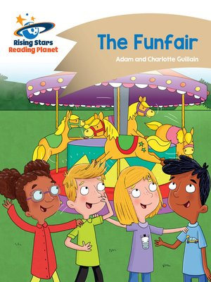 cover image of Reading Planet - The Funfair - Gold