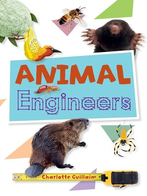 cover image of Reading Planet KS2 - Animal Engineers - Level 1: Stars/Lime band