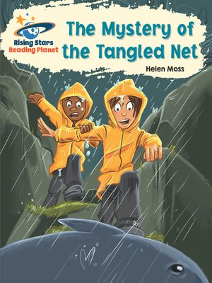 cover image of Reading Planet - The Mystery of the Tangled Net - White
