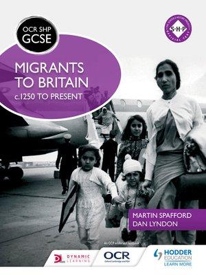 cover image of Hodder GCSE History for Edexcel