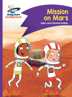 cover image of Mission on Mars - Purple