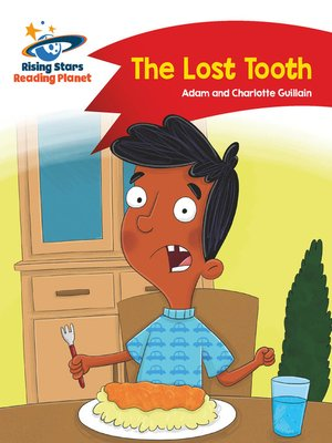 cover image of Reading Planet--The Lost Tooth--Red B