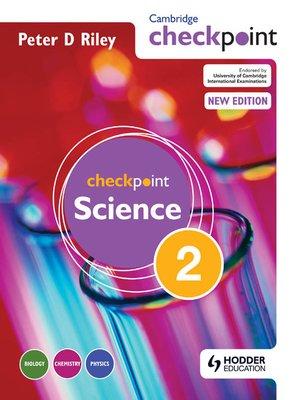 cambridge checkpoint science 1 ebook