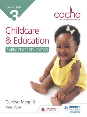 cover image of CACHE Level 3 Child Care and Education (Early Years Educator)