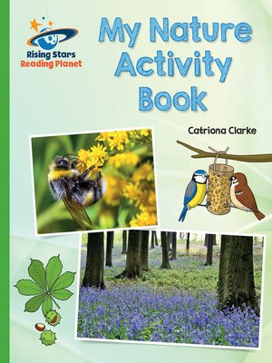 cover image of My Nature Activity Book