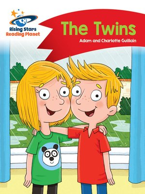 cover image of Reading Planet - The Twins - Red A: Comet Street Kids