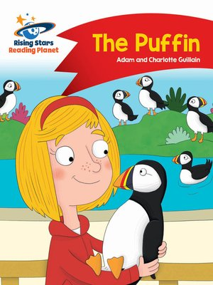 cover image of Reading Planet - The Puffin - Red A: Comet Street Kids