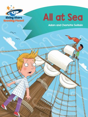 cover image of All at Sea - Turquoise