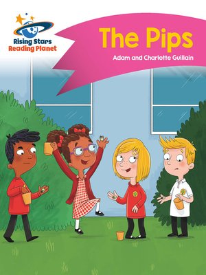 cover image of Reading Planet--The Pips--Pink A