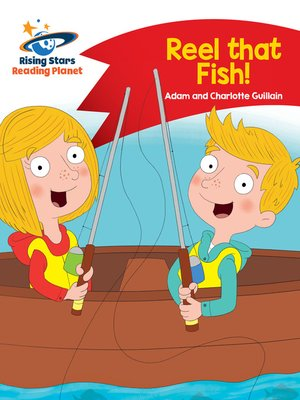 cover image of Reading Planet - Reel that Fish! - Red B: Comet Street Kids