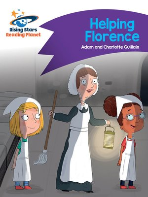 cover image of Helping Florence - Purple