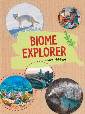 cover image of Reading Planet KS2 - Biome Explorer - Level 3: Venus/Brown band