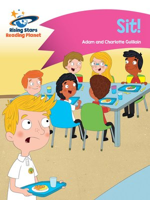 cover image of Reading Planet - Sit! - Pink A: Comet Street Kids