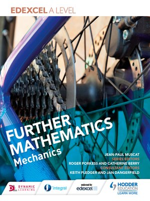 cover image of Edexcel A Level Further Mathematics Mechanics