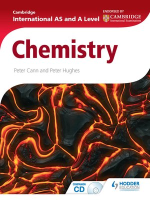cambridge international as and a level chemistry coursebook pdf