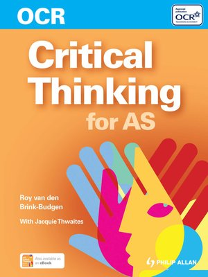 cover image of OCR AS Critical Thinking
