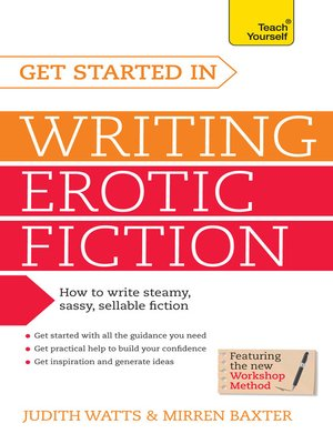 Writing Erotica Fiction