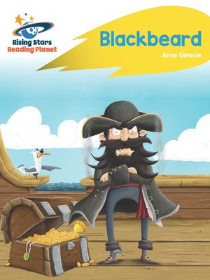 cover image of Reading Planet - Blackbeard - Yellow