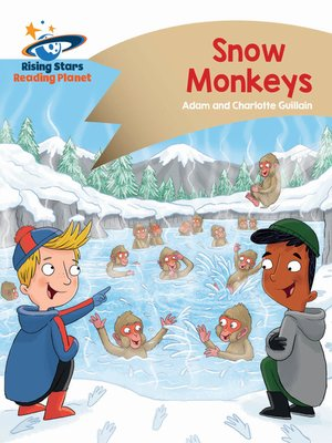 cover image of Snow Monkeys - Gold