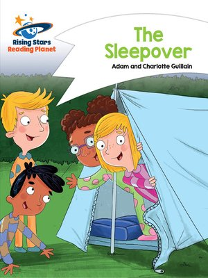 cover image of Reading Planet - The Sleepover - White