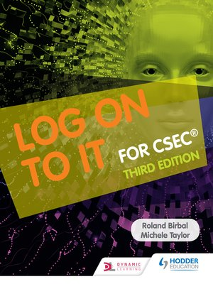 cover image of Log on to IT for CSEC
