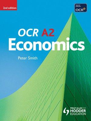 cover image of OCR A2 Economics