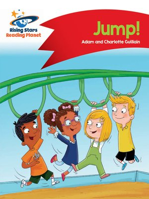 cover image of Reading Planet - Jump! - Red A: Comet Street Kids