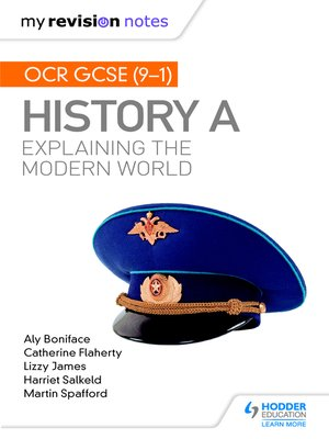 cover image of OCR GCSE (9-1) History A