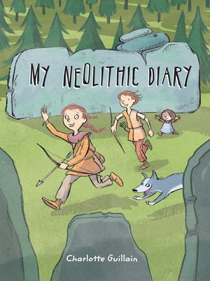 cover image of Reading Planet KS2--My Neolithic Diary--Level 2