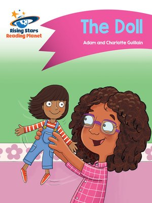 cover image of Reading Planet - The Doll - Pink B: Comet Street Kids