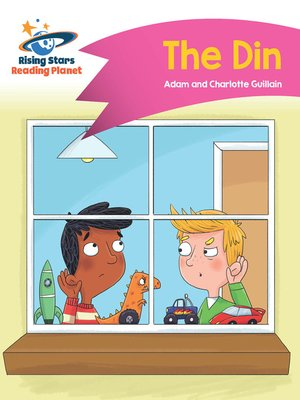 cover image of Reading Planet--The Din--Pink A