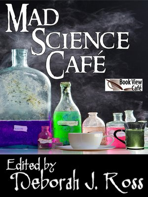 cover image of Mad Science Cafe