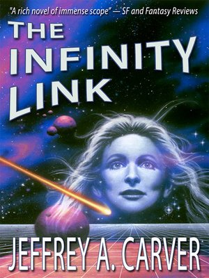 cover image of The Infinity Link