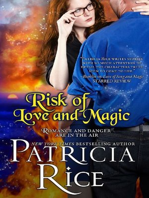 cover image of Risk of Love and Magic