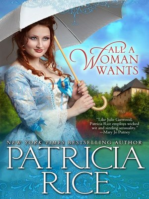 cover image of All a Woman Wants