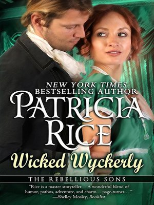 cover image of Wicked Wyckerly