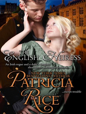 cover image of The English Heiress