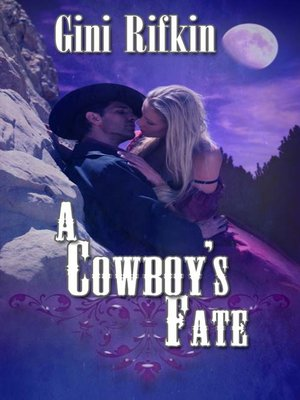 cover image of A Cowboy's Fate