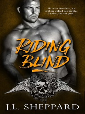 cover image of Riding Blind