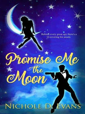 cover image of Promise Me the Moon