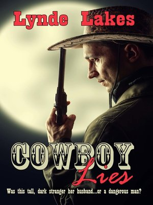 cover image of Cowboy Lies
