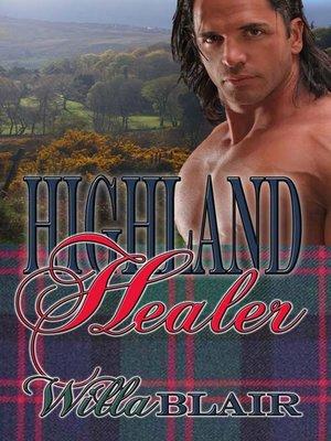 cover image of Highland Healer