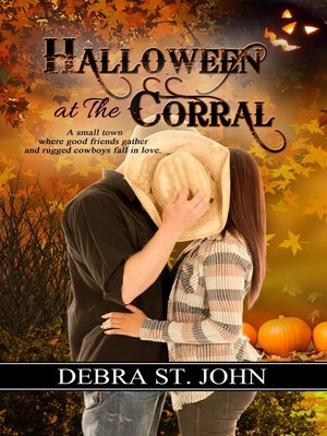 cover image of Halloween at the Corral